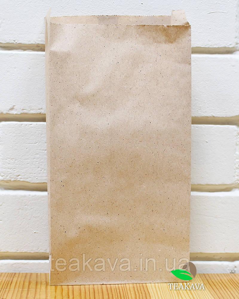 Крафт-пакет паперовий 140х350х40 мм, 100 шт