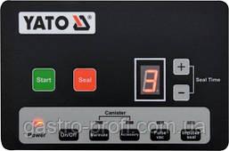 Вакууматор бескамерный, Вакуумный упаковщик бескамерный 310 мм YatoGastro YG-09315, фото 3