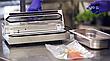 Вакууматор бескамерный, Вакуумный упаковщик бескамерный 310 мм YatoGastro YG-09315, фото 4