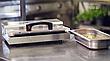 Вакууматор бескамерный, Вакуумный упаковщик бескамерный 310 мм YatoGastro YG-09315, фото 5