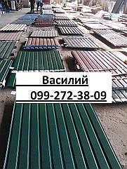 Профнастил ПС-8 , 0,40, RAL 6005