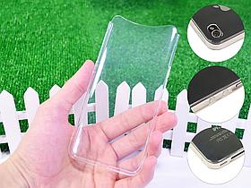 Ультратонкий 1мм силиконовый чехол для Oppo Find X