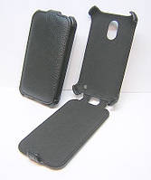 Чехол-книжка для телефона Nokia X2 Lumia (black Armor flip case)