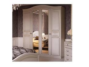 Шкаф 4Д Николь (Світ Меблів)