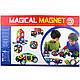 Детский магнитный развивающий конструктор Magical Magnet 40 деталей, фото 5