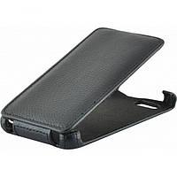 Чехол-книжка для телефона Sony Xperia Z3 mini (black Armor flip case)