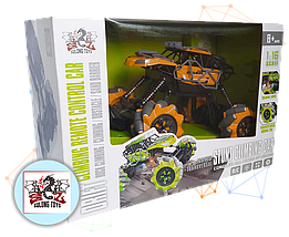 Трюковая Машинка Вездеход Fever Buggy4WD Оранжевая 4x4 На Радиоуправлении 2.4 GHz Масштаб 1:16, фото 2