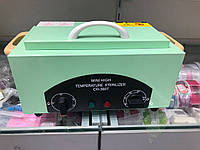 Стерилизатор сухожар, духовой шкаф CH-360T мята, фото 1