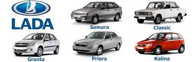 Запасные детали для автомобилей семейства ВАЗ