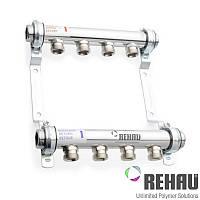 Распределительный коллектор Rehau HLV 2 (без расходомеров)
