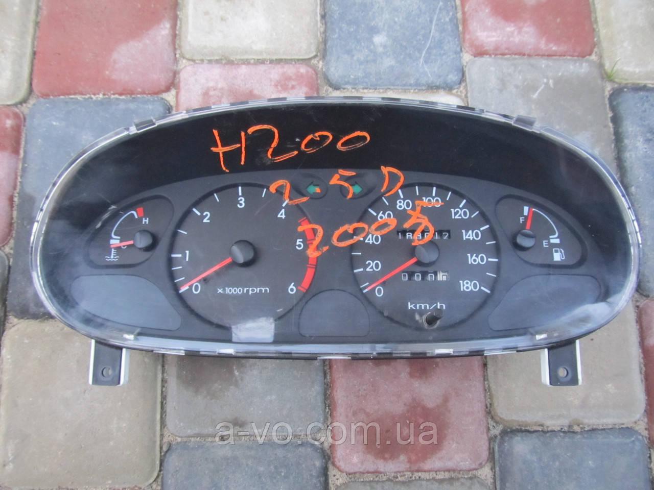 Панель приборов для Hyundai H1 H200 2.5D, 94004-4A111, 940044A111