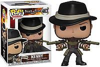Фигурка Funko Pop Фанко Поп Кенни Атака титанов Attack on Titan Kenny  - 222245