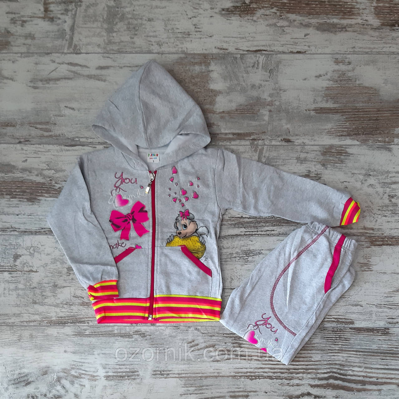 костюм дівчинка 5-8 років