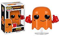 Фигурка Funko Pop Фанко Поп Пакман Призрак Клайд Pacman Clyde 10 cм - 222563