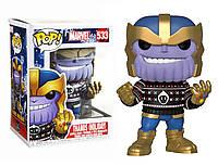 Фигурка Funko Pop Фанко Поп Праздничный Марвел Танос Marvel Holiday Thanos 10 см - 222162