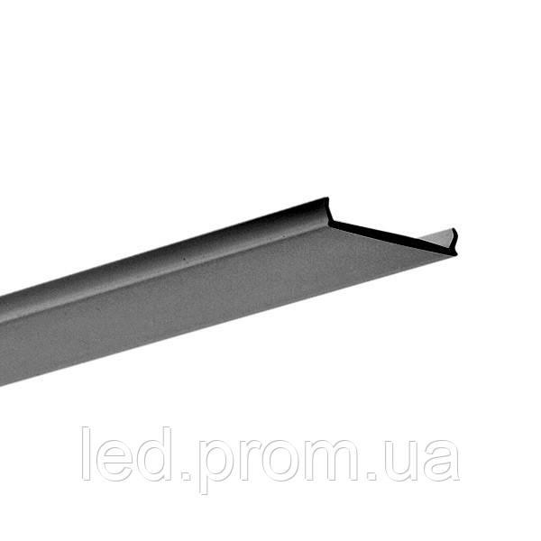 Рассеиватель KLUS LIGER-22 матовый черный