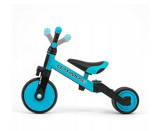 Трехколесный велосипед Optimus Milly Mally 3-в-1