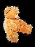 Мягкая игрушка мишка Бублик 70 см Рыжий, фото 2