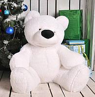 Мягкая игрушка мишка Бублик 200 см Белый, фото 1