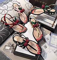 Босоножки Gucci женские