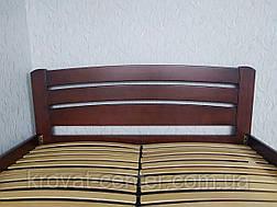"""Ліжко півтораспальне з натурального дерева від виробника """"Мартіні"""", фото 3"""