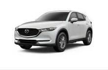 Поперечины на рейлинги Mazda CX 5 (2017-...)