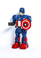 Музыкальный робот CAPTAIN AMERICA 0822