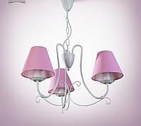 Люстра 3-х ламповая для спальни