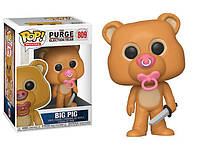 Фигурка Funko Pop Фанко Поп Судная Ночь Большая Свинья The Purge Big Pig 10 см - 222845