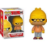Фигурка Funko Pop Фанко Поп Симпсоны Дедушка Симпсон Эйб The Simpsons Abe Grampa Simpson 10 см - 222922
