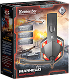 Гарнитура IT DEFENDER (64037)Warhead G-370 2,5м черно красный, фото 4