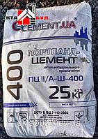 Цемент М400 (25кг)