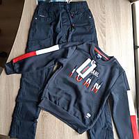 Зимние штаны + свитшот с начесом для мальчика 14 лет