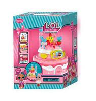 Лялька ЛОЛ з меблями QL 046-1 (8) в коробці