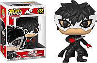 Фигурка Funko Pop Фанко Поп Персона 5 Джокер Persona 5 The Joker 10 см - 222565