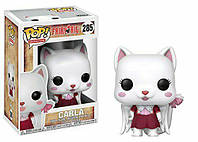 Фигурка Funko Pop Фанко Поп летающая кошка Чарли Иксид Хвост Феи Fairy Tail Carla - 222522