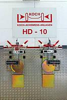 Лазерный стенд развал-схождение KOCH HD-10 EasyTouch