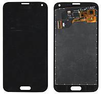 Дисплейный модуль (экран) для Samsung G900H Galaxy S5 Черный LCD TFT