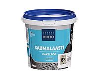 Затирка цементная KIILTO для швов плитки №83 - хаки 1кг
