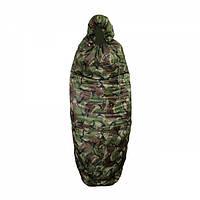 Спальный мешок MIL-TEC DPM, фото 1