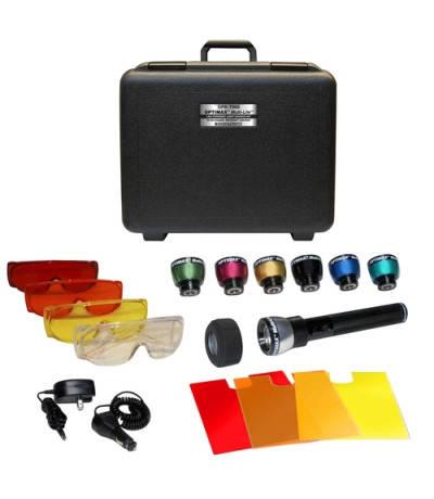 Набір багатоспектральних ліхтарів OFK- 8000 OPTIMAX, фото 2
