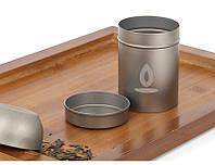 Титановая чаша Tiartisanдля чая, кофе. Чашка из титана. Титанове горнятко. Титановая посуда.