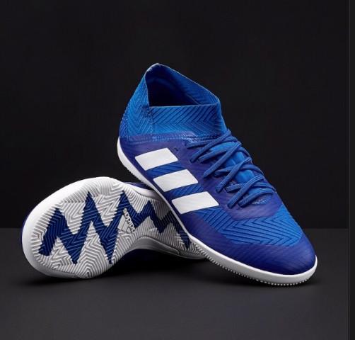 Детские футзалки Adidas NEMEZIZ TANGO 17.3 IN J. Оригинал (DB2374)