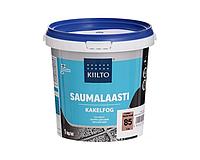 Затирка цементная KIILTO для швов плитки №85 - темно-терракотовый 1кг