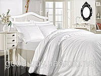 Комплект постельного белья First choice Exclusive S-05 Marien Beyaz