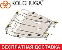 Защита двигателя Renault Scenic 3 (c 2009 --) объем 1,5 TDCI \ 2,0 i;