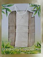 Комплект полотенец DNZ garden бамбук - 2 лицо + баня Турция pr-c5