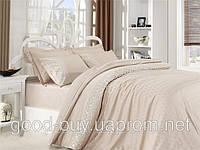 Комплект постельного белья First choice Exclusive Exc-07 Siara Ekru