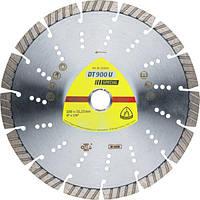 Круг отрезной алмазный DT900U(бетон,камень) 125х2,4х22,23мммм. SPECIAL//Klingspor