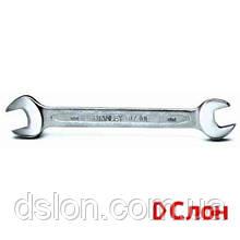Ключ гаечный рожковый STANLEY 4-87-097,  8x 9мм, метрический.